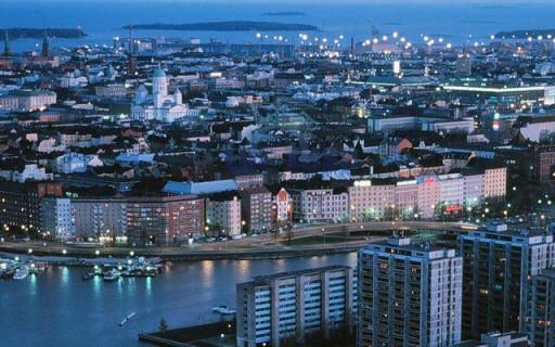 Билеты на самолет в Хельсинки