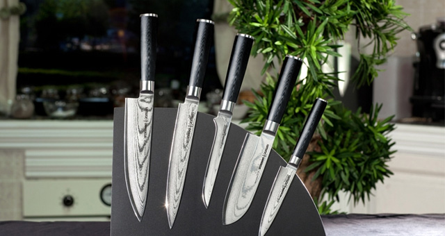 Хорошие кухонные ножи