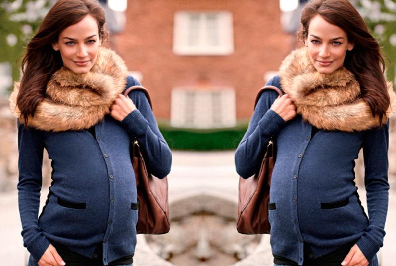 Куртка-для-беременных