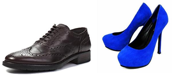 Недорогая брендовая обувь в Интернет магазинах