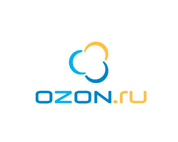 Логотип Озон.ру