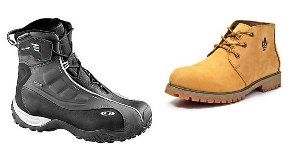 Зимние мужские ботинки Camelot
