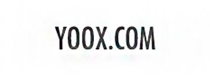 YOOX - магазин дизайнерской одежды и аксессуаров